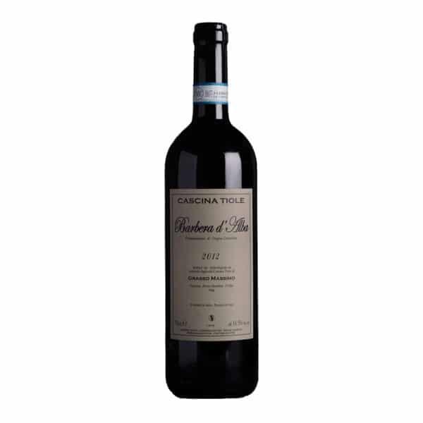 cépage italien barbera d'alba wine box