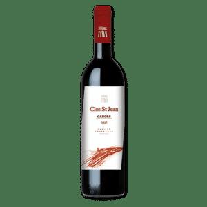 vin de cahors du clos st jean wine box