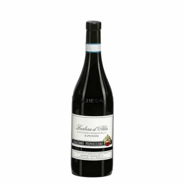 cepages italiens barbera d'alba wine box