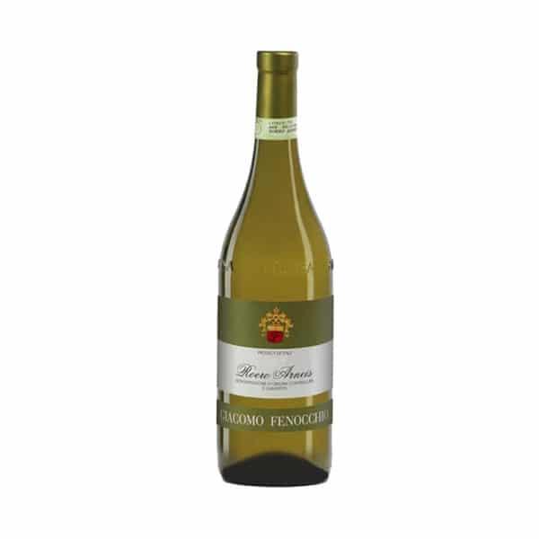 vin blanc cepage Arneis Giacomo Fenocchio