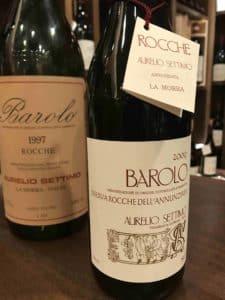 aurelio settimo barolo vin italien importé à toulouse