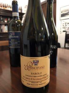 vin d'italie barolo importés par winebox prestige