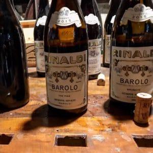 giuseppe rinaldi bouteille de vin barolo